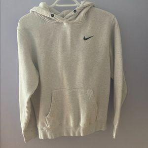 WHITE/CREME Nike sweater